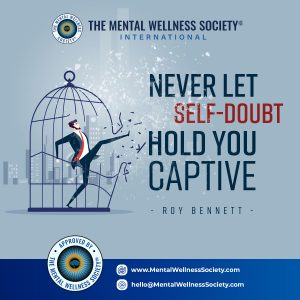 Never Let Self-Doubt Hold You Captive